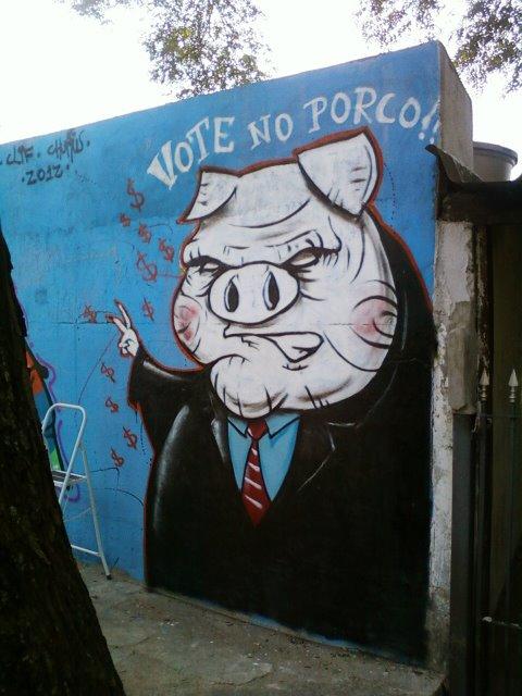 Vote no Porco by ChurusSavioli