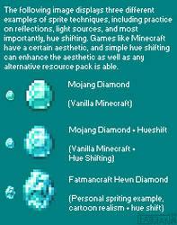 Fatmancraft Diamond revamp WIP