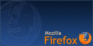 Firefox Splash Screen: Tango