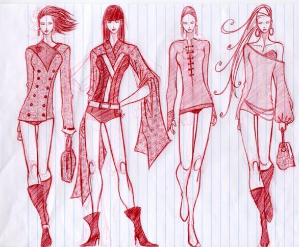 Fashion Design 2 By Oteesalsa On Deviantart