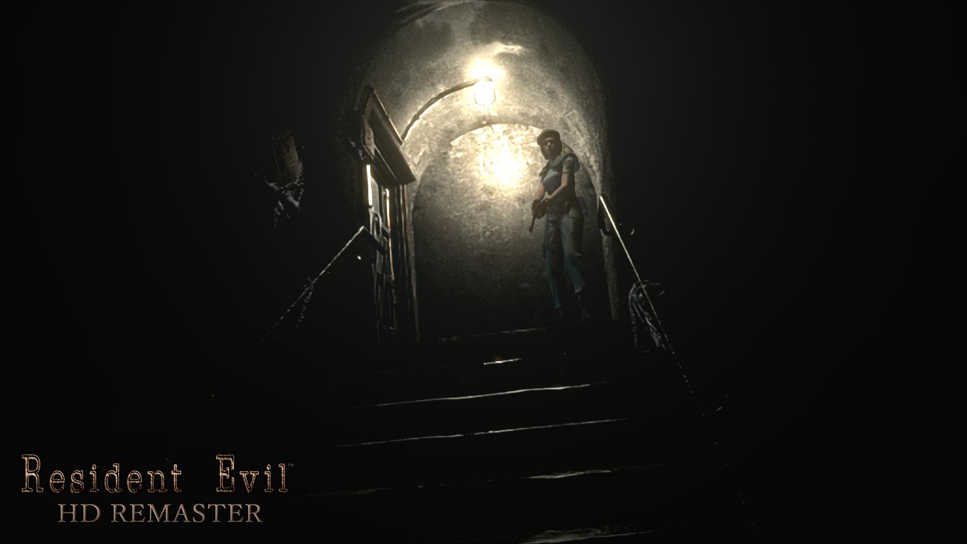 Hd wallpaper resident evil -  Resident Evil Hd Remaster Wallpaper 02 By Sagarhcp88