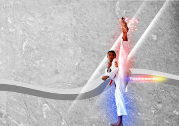 Taekwondo_llight_2 by blackguard-saracen