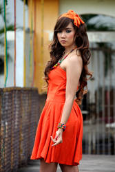 Your orange is adorable by blackguard-saracen