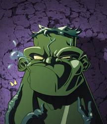 Headshots - Hulk by marvelleftw