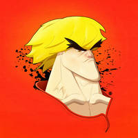 Headshots - Ken by marvelleftw