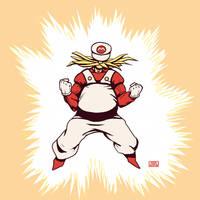 SUPER Mario by marvelleftw