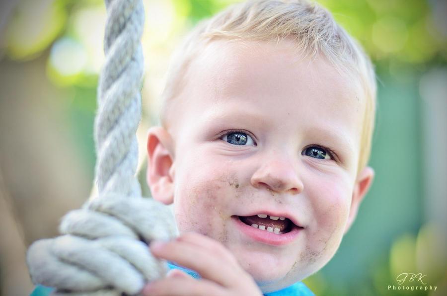 Jen's Boy by GraemeBKPhotography
