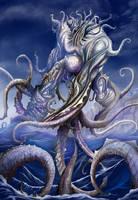 Water Colosus- Krunam by henrytoys