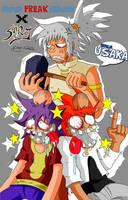 Cosplay Usaka: Shirot by Kibaro-Kun