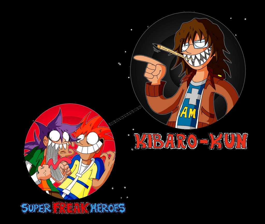 Arbol Usaka: Super Freak Heroes y un servidor by Kibaro ...