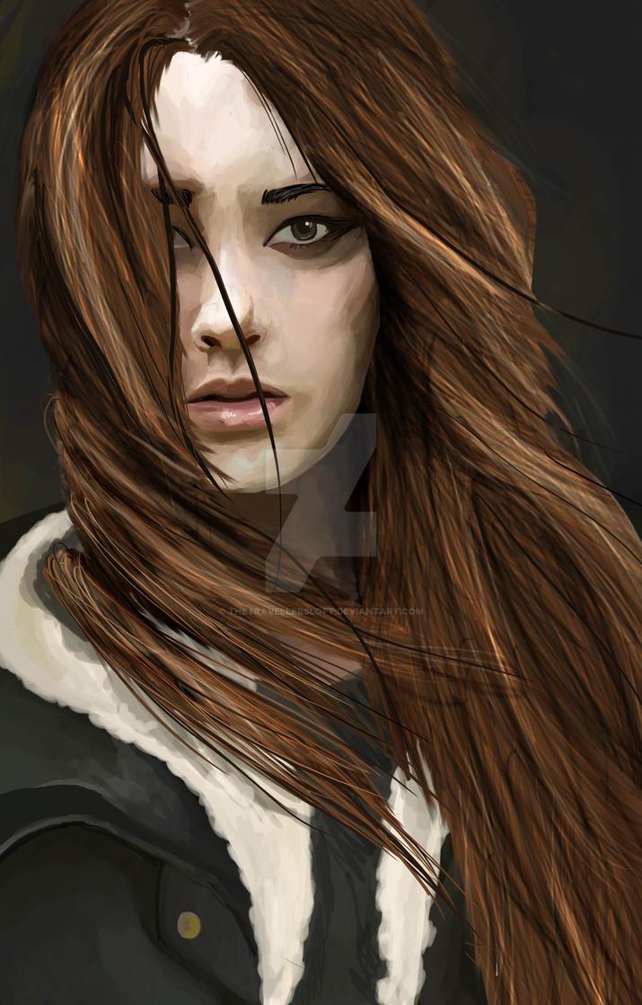 Digital Painting by thetravellersloft