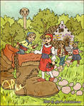 Efteling fairytales