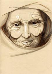 Beautiful Wrinkles by afke11