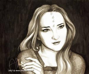 Naomi Wildman (Star Trek) by afke11