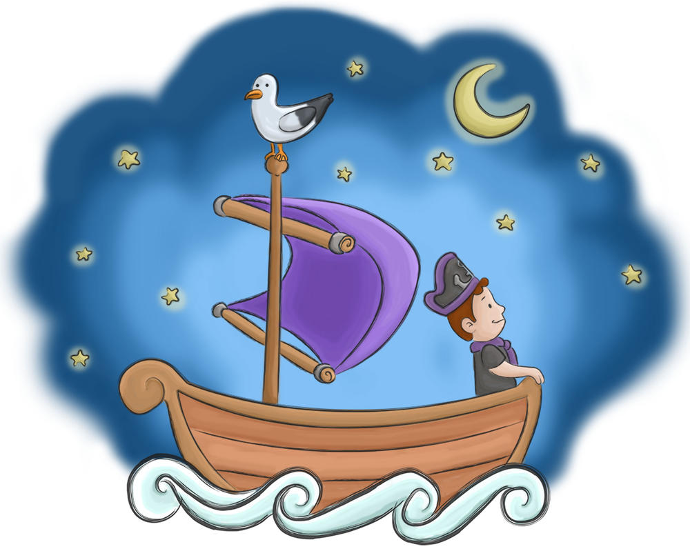 Little Sailor Boy by JessicaElephant