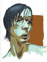 EC Self Portrait by eric-