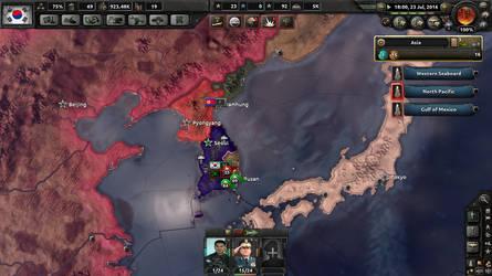 individual civilwar in korea
