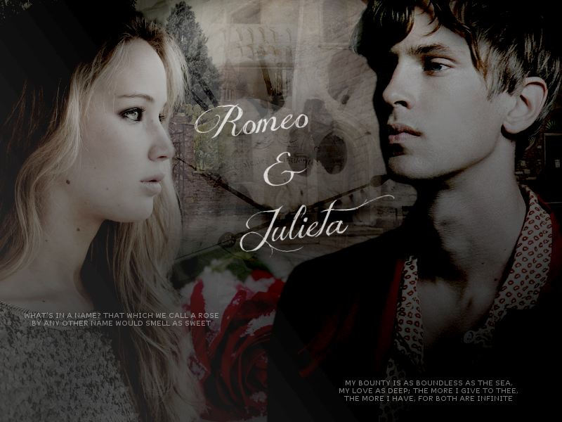 Romeo and Juliet by ArcticRubik