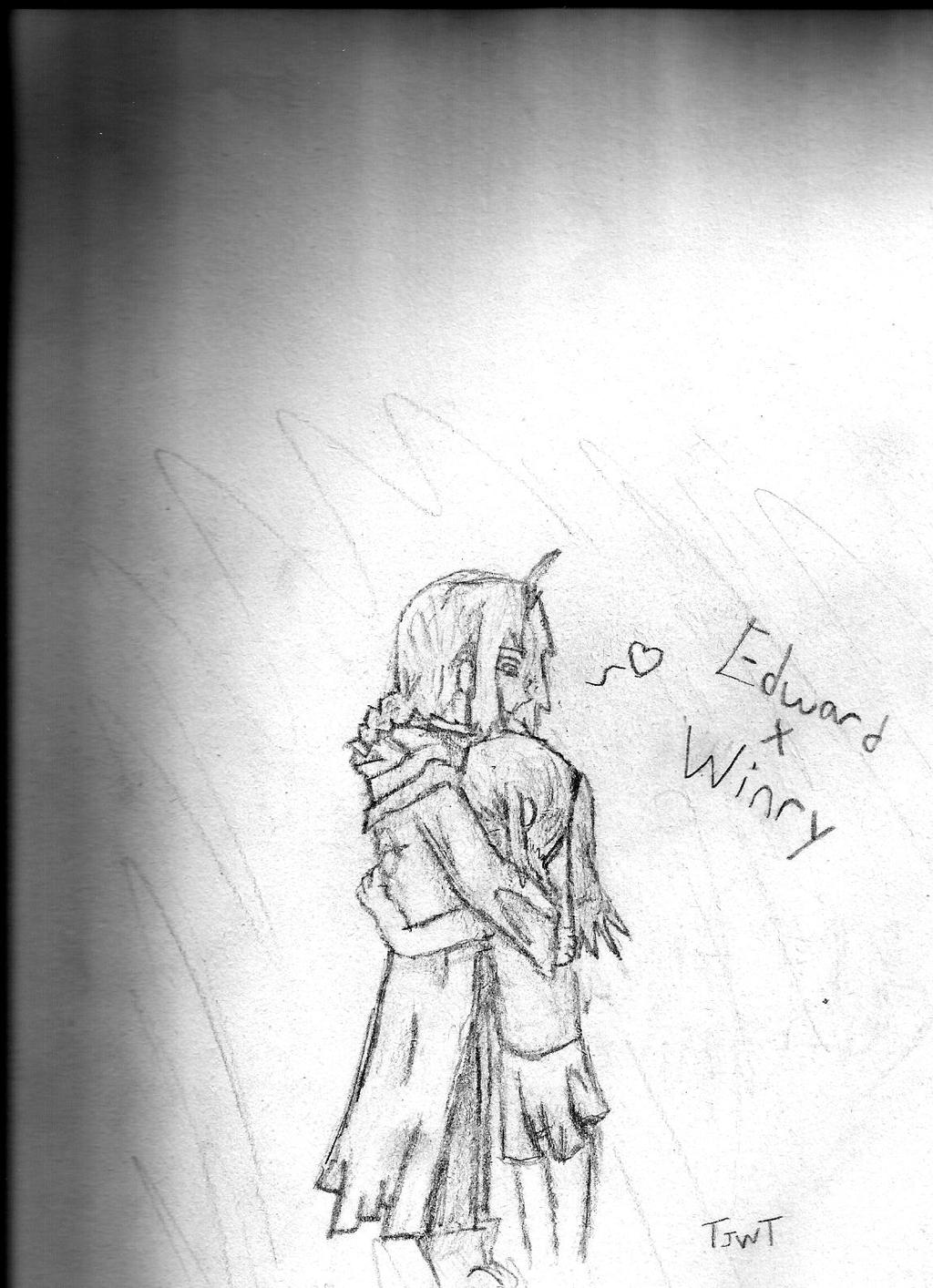 EdxWinry by fullmetal179