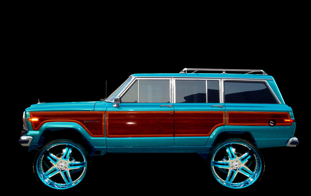 1991 Jeep Grand Wagoneer By Raymondpicasso ...