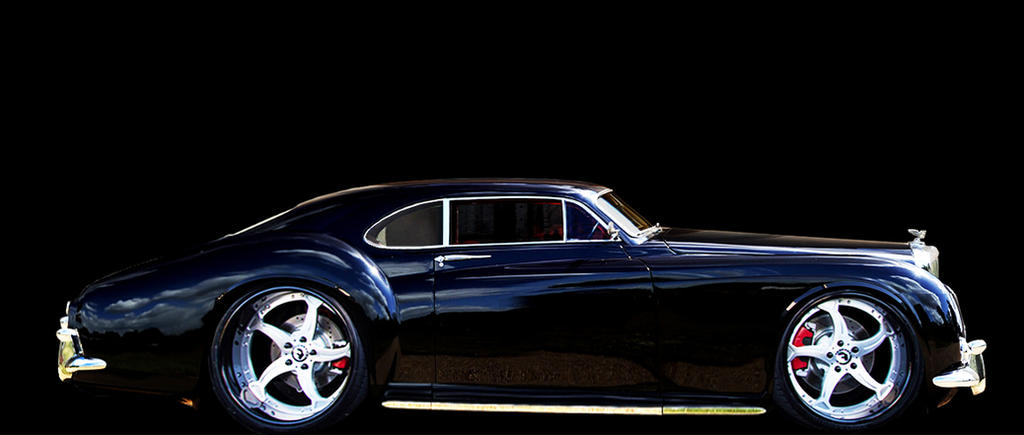Hj Mulliner Bentley R Type Continental Fastbac By