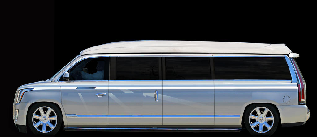 2015 cadillac Explorer Van by raymondoicasso by raymondpicasso on ...
