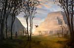 Temple of Atzoatl (Path of Exile Fanart)