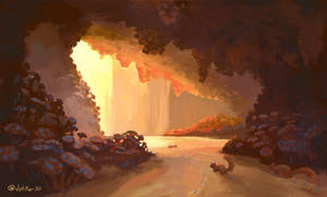 Mushroom caves 2