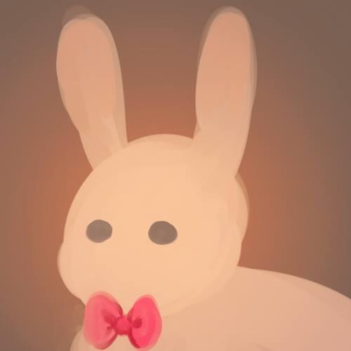 FuwaFuwa Rabbit by huuneawww