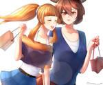 Manaria (Girl)Friends