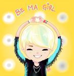 Be ma girl~