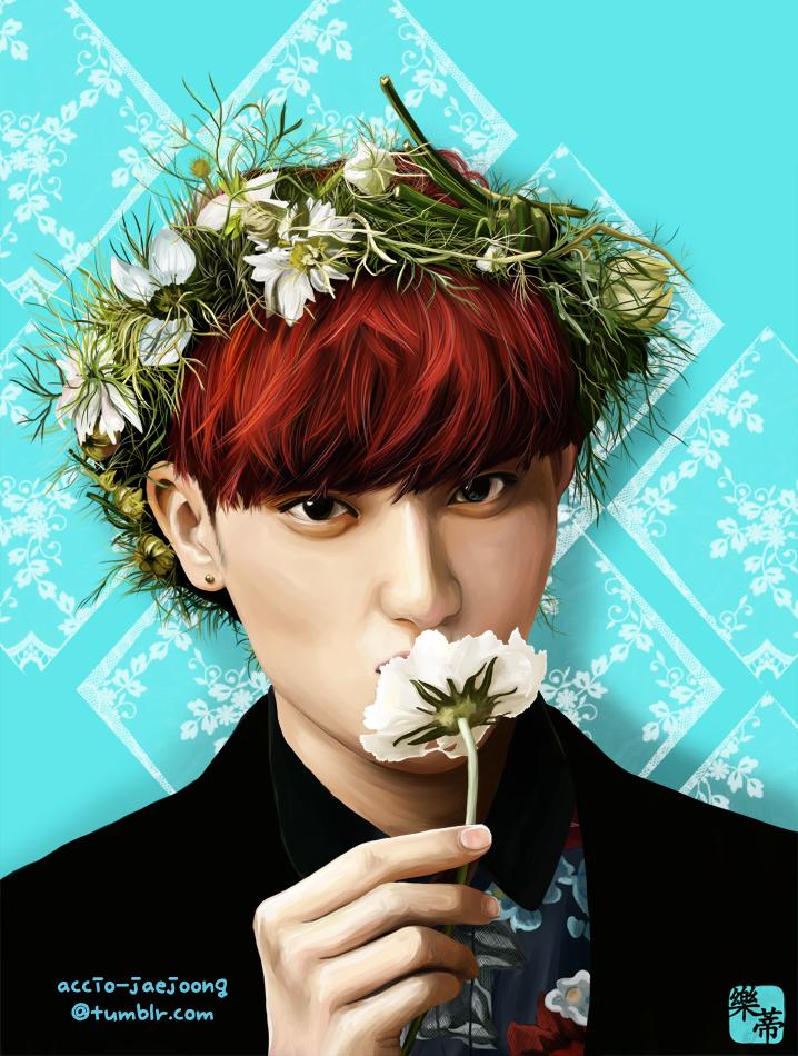 flower prince by KagomeHikari