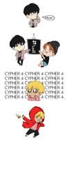 Cypher 4 by KagomeHikari