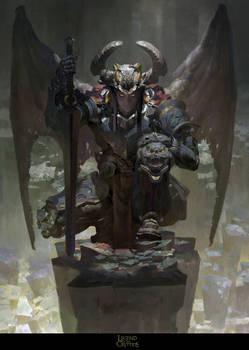 Orcus ,Necrodemon