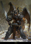 (Ban) Orcus, Necrodemon