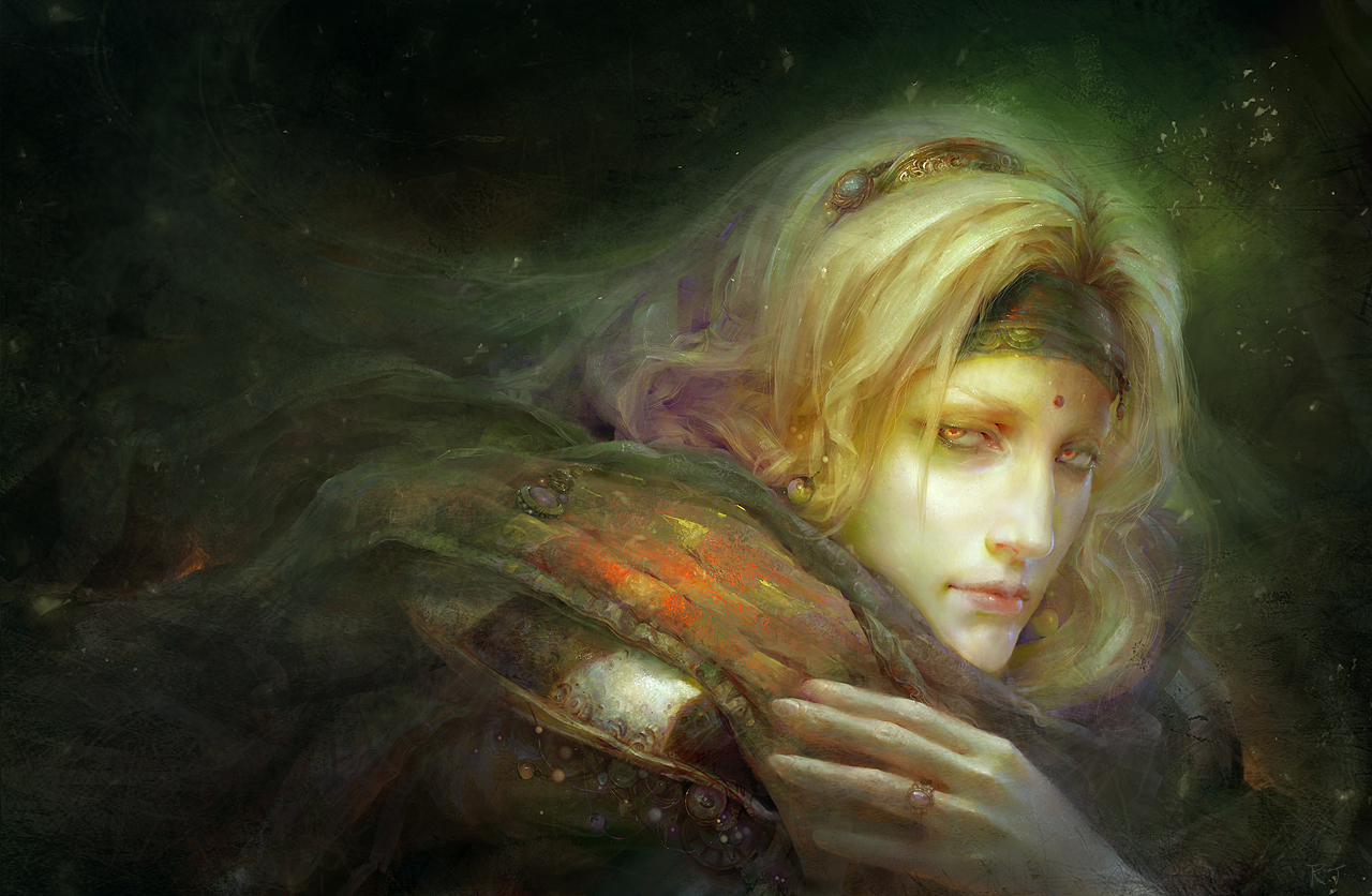 elegy by RuanJia