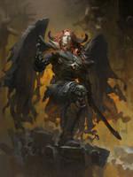 (Overlord) Primeval Dark Demogorgon by RuanJia