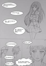 NaruHina mini doujin - Secret Lovers Page 10 by NaruH1na