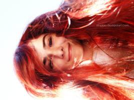 redhead by m-clars