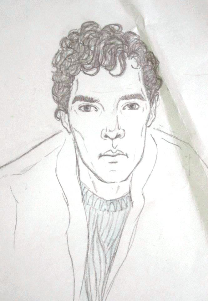 B Cumberbatch by Lilli-K