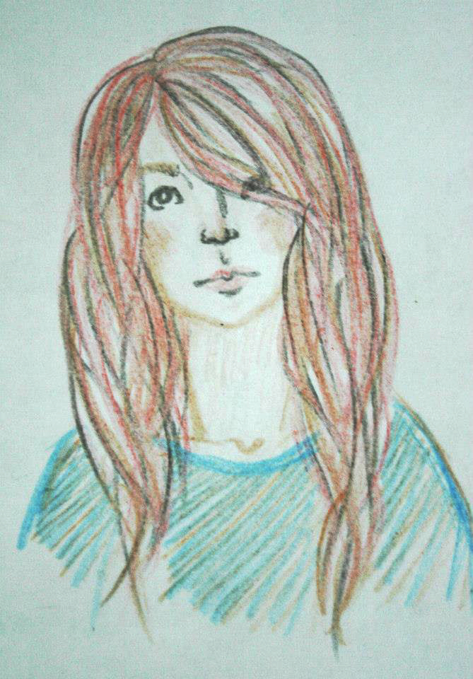 Red head by Lilli-K