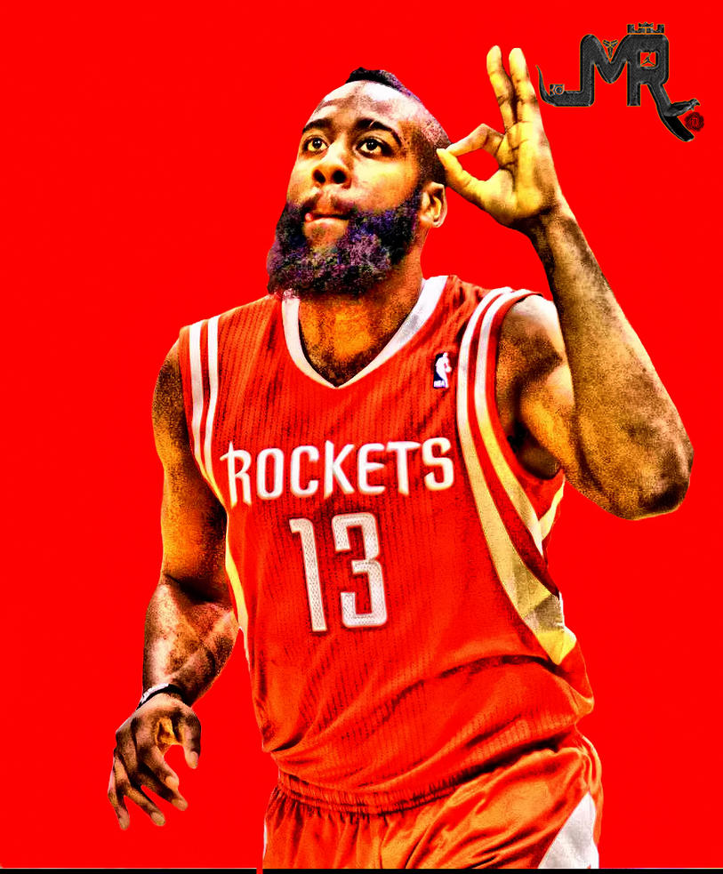 James Harden by ...F 22 Drawing