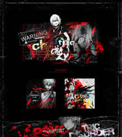 Pyscho Disorder Pack by Ichiby