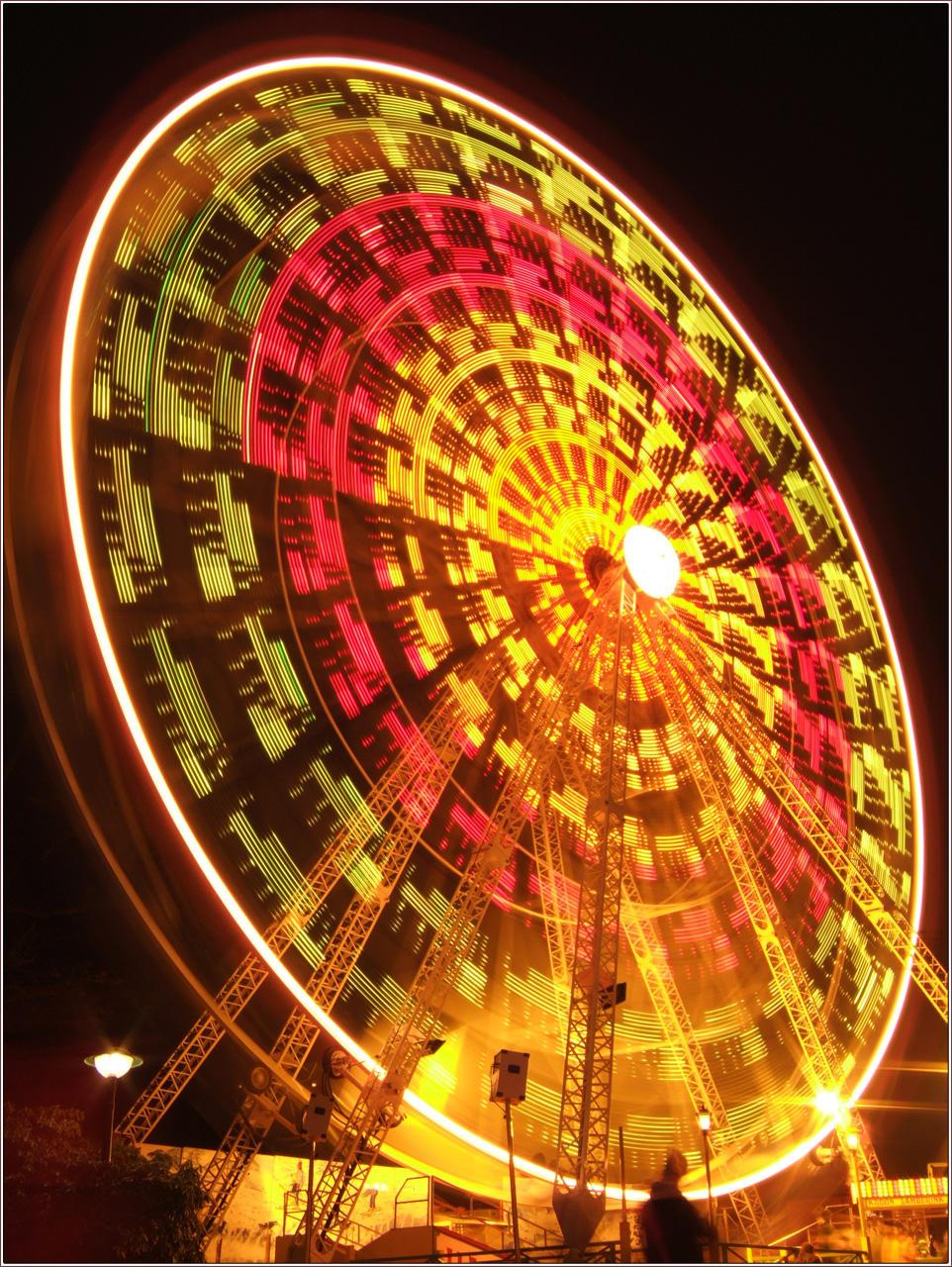 Ferris Wheel by BlueSem