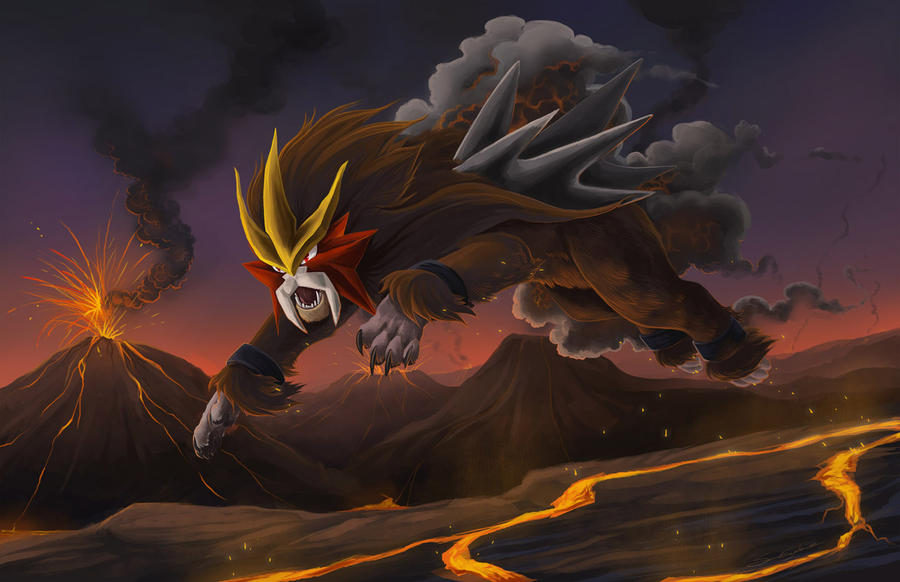 ENTEI by blazegryph
