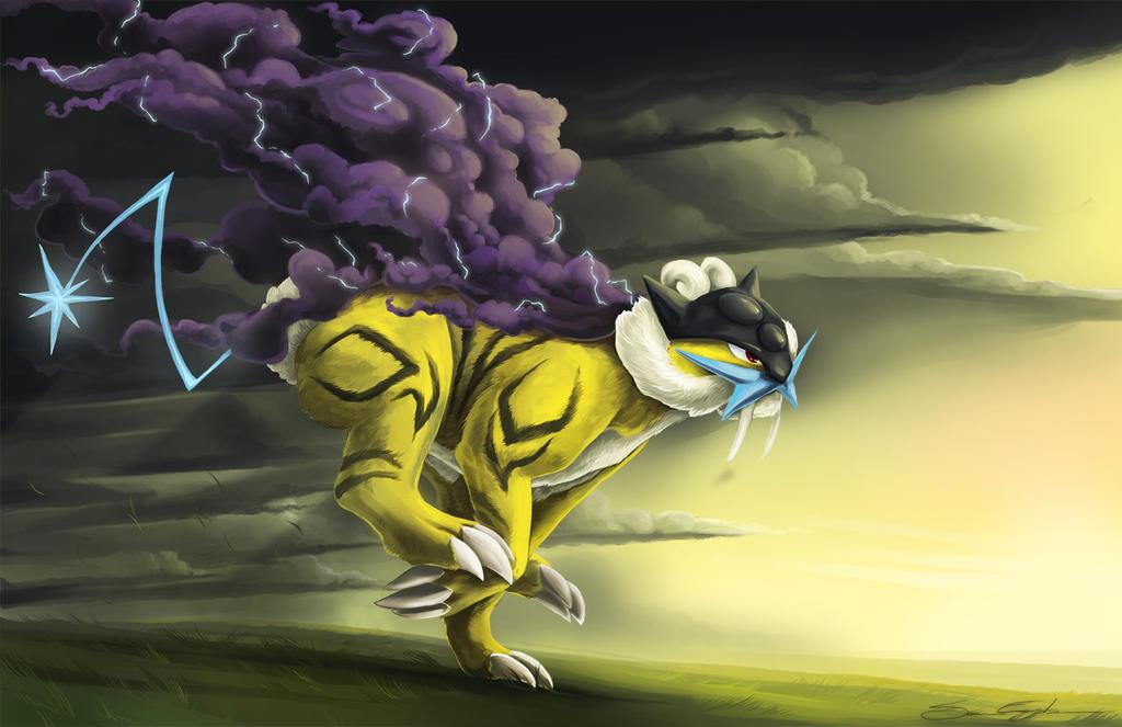 legendary electric pokemon - photo #30