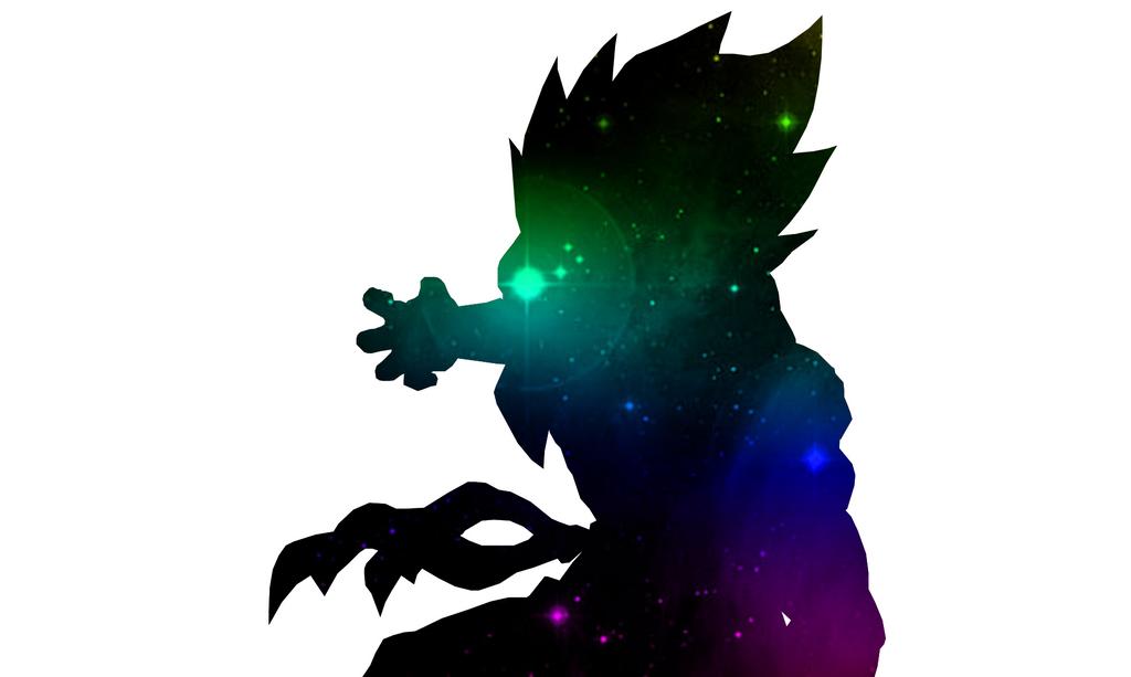 Galactic Warrior by Hamzaa386