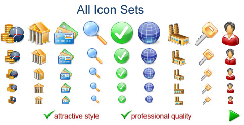 All Icon Sets by shockvideo