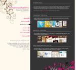 My Personal Website HTMLver3.0