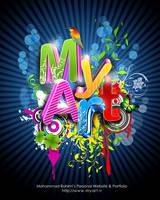 My Art :: Graphic Design by amrdesign